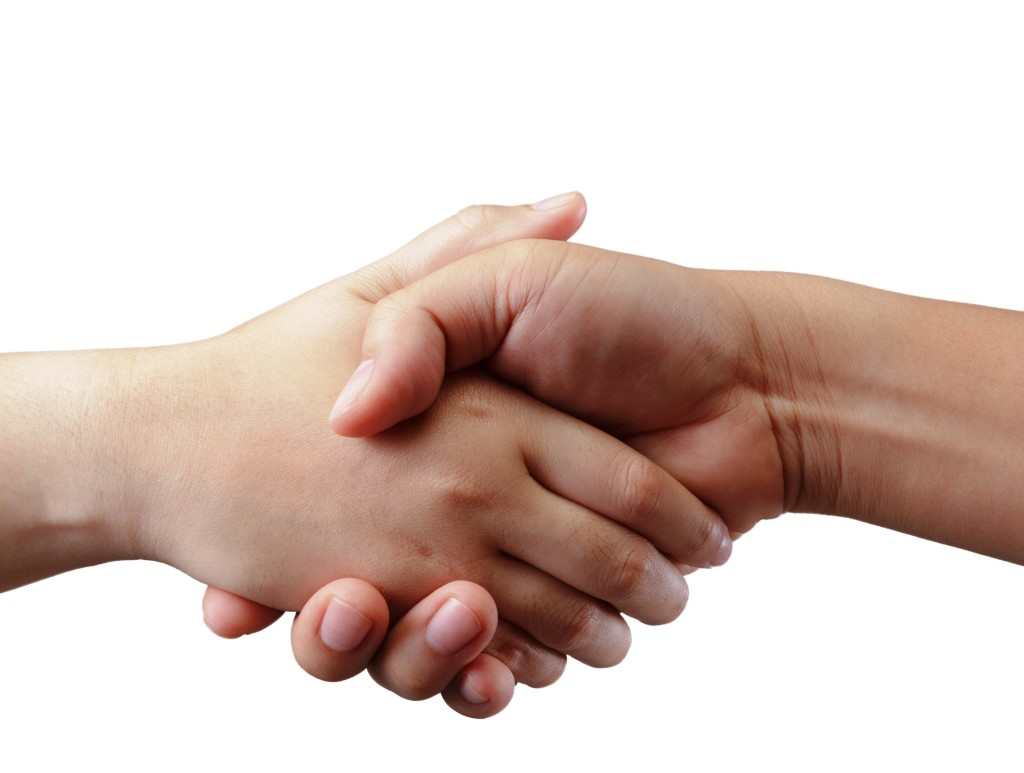 the handshake quotyour ultimate letter of introduction